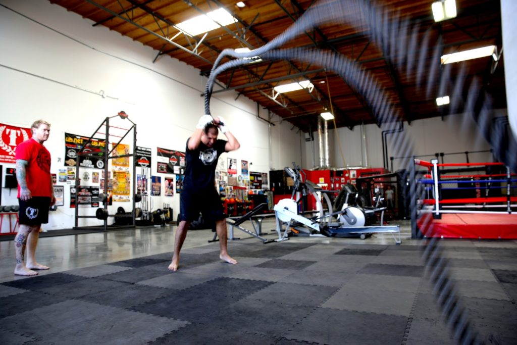 MMA-gym