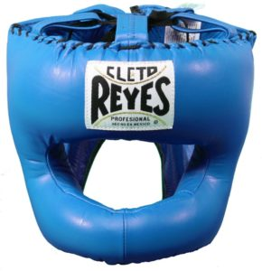 Cleto-reyes-headgear
