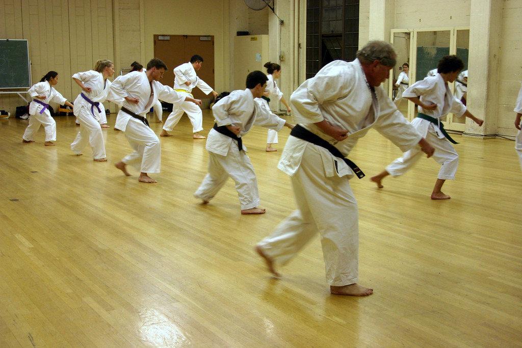 Karate-health-benefit