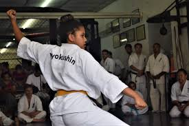 Karate-confidence