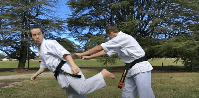 karate-self-defense